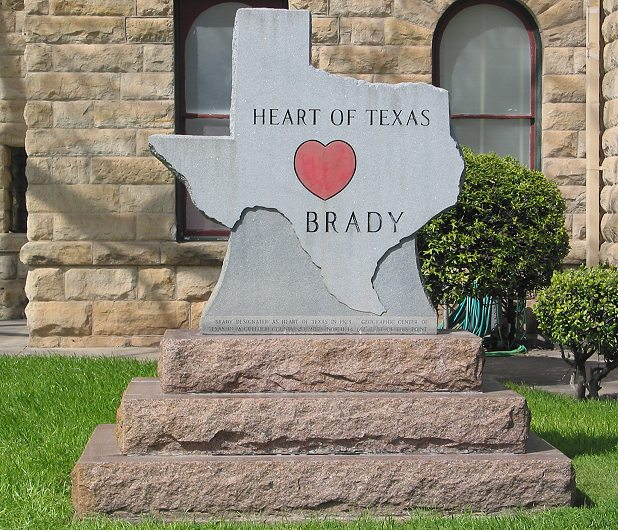 Best Places to Retire in Texas - #9 Brady, Texas