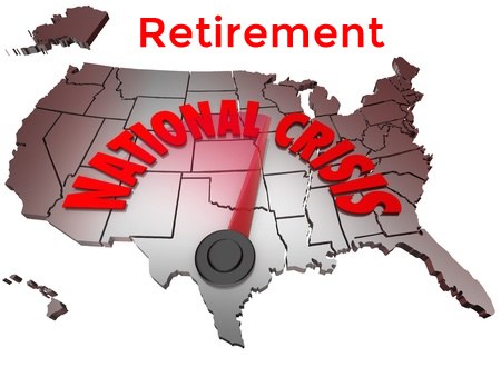 American Retirement National Crisis